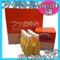 ホルコン メディカルシャンプー (10g×10本×6箱) フケ・かゆみ・臭いに