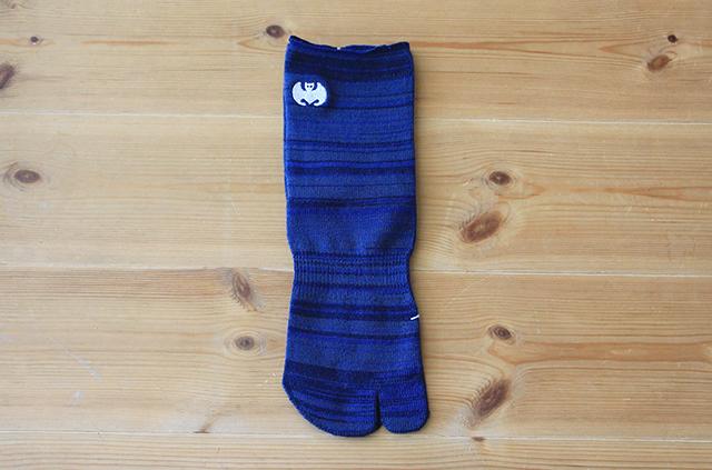 京屋×Tabio コラボ靴下 レディース 足袋ショートソックス