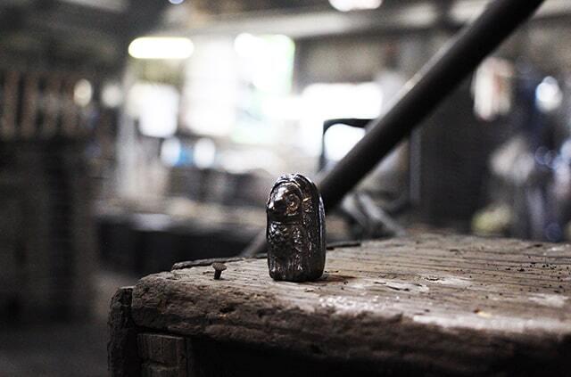 及富 南部鉄器 鉄玉 アマビエ