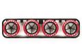 T95045 タミヤ 大径バレルハードタイヤセット(レッド・J-CUP2014)