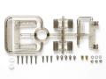 T15520 タミヤ リヤスキッドローラーセット