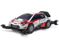 T18654 タミヤ トヨタ ガズー レーシング WRT/ヤリス WRC (MAシャーシ)