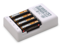 T55116 タミヤ 単3形ニッケル水素電池 ネオチャンプ(4本)と急速充電器PRO II