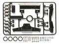 T94982 タミヤ エアロハイマウントローラーセット(ブラック)