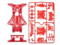 T95411 タミヤ FM-Aシャーシセット (レッド)