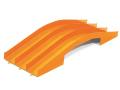 T95447 タミヤ ミニ四駆 ジャパンカップ ジュニアサーキット スロープセクション(オレンジ)