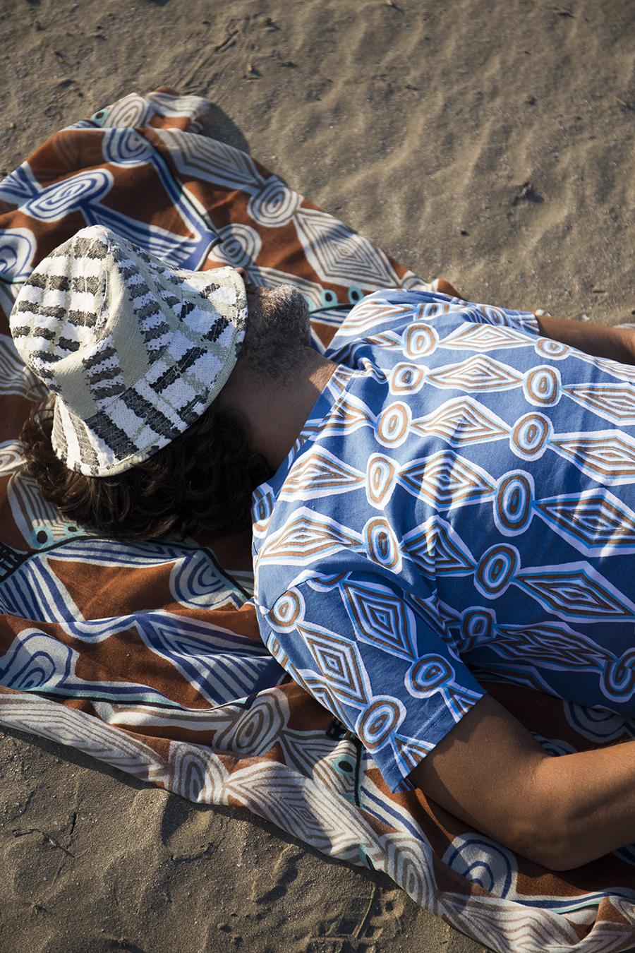 ユニセックス T-shirt [HOMMAGE A PICASSO]TS1973-01
