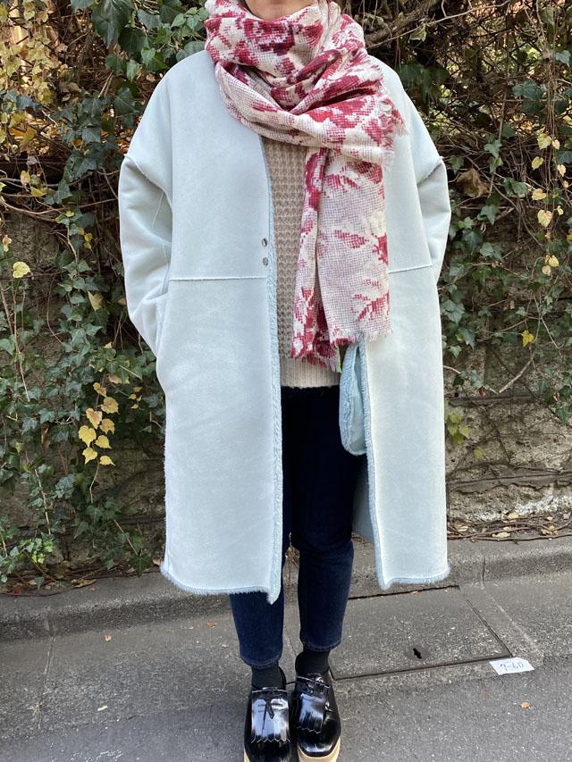 【40%OFF】 Antique Gobelin Fabric ゴブラン織りの薔薇  GW1540A