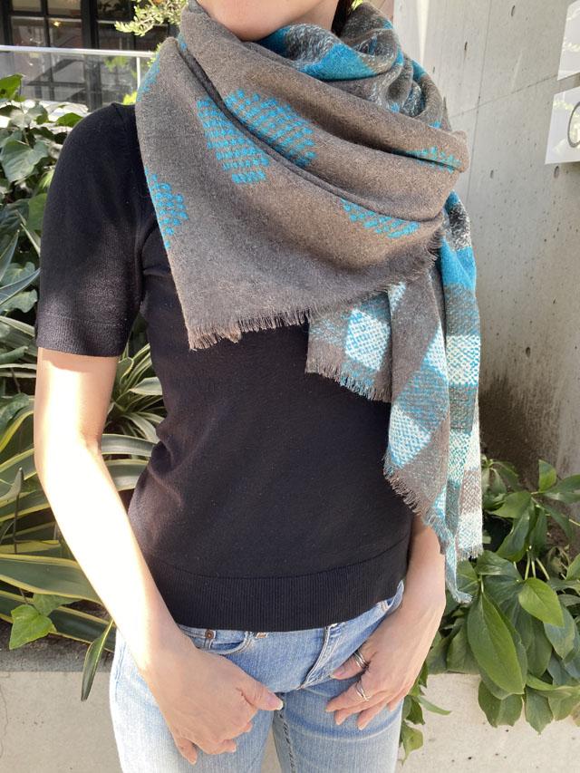 [CULTURE] JAMDANI & IKAT  デンマークの伝統衣装の織り柄  GW2052