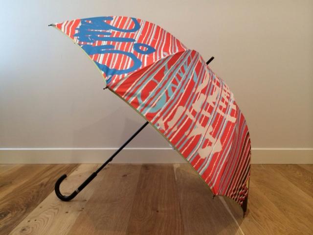 【40%OFF】傘 長傘・雨用 Shutter Art シャッターアート1EP11001-01