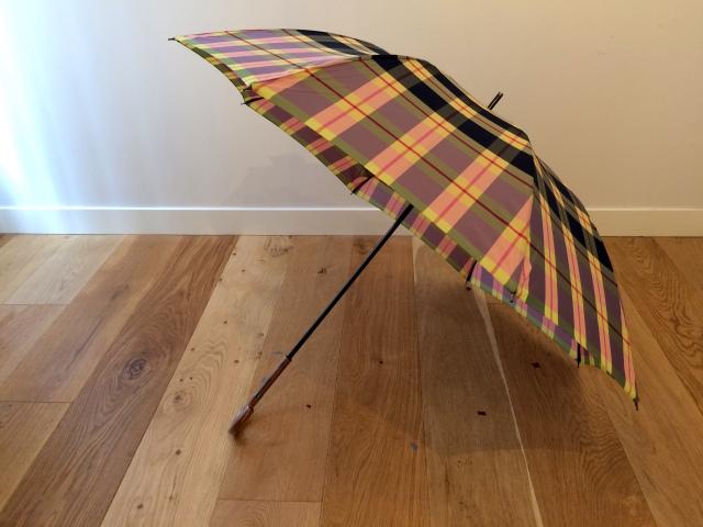 傘 長傘・雨用 Check チェックパターン 1EP11008-08