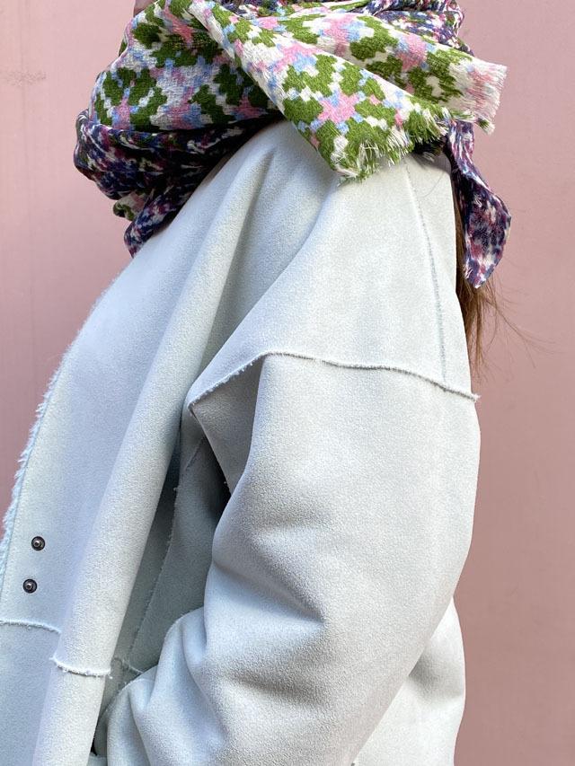 【40%OFF】Folklore Danish Small Motif デンマークの伝統衣装柄 GW1760