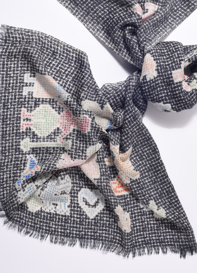 [ART&CULTURE] Fairy Tales in cross stitch おとぎ話のクロスステッチ GW1866
