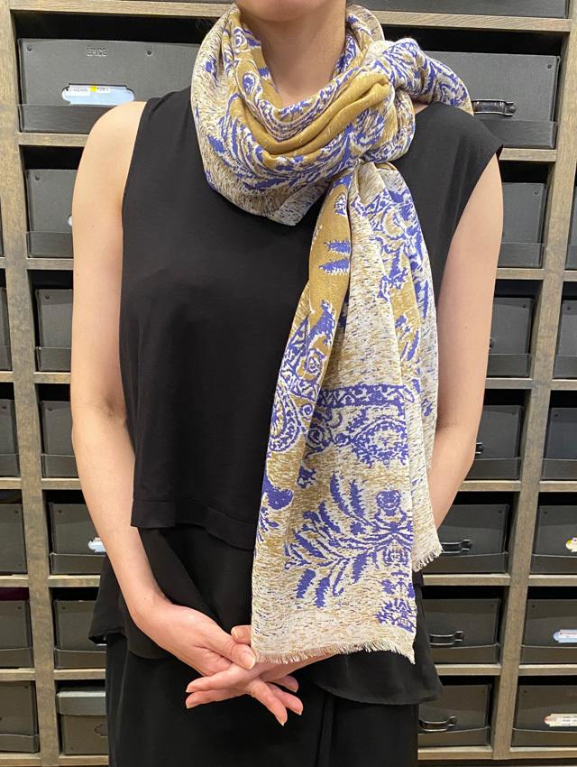 【30%OFF】 Karen Blixen Interior Fabric カレン・ブリクセンへのオマージュ PS1553A
