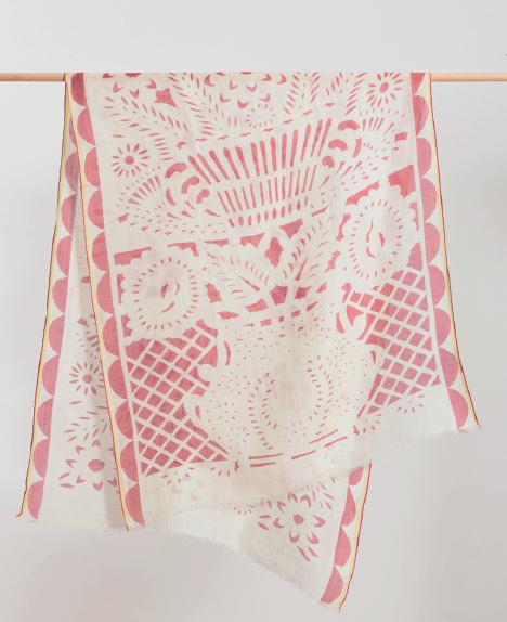 [ART&CULTURE] Papel Picado 切り絵の飾り紙 PS1961