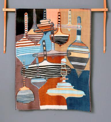 【TVドラマ着用】[ART&CULTURE]   Matisse lamp motif マチスのランプ柄モチーフ SW1874