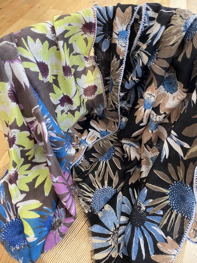 [FLOWER] KLIMT - SEPTEMBER GARDEN  クリムトの「9月の花園」 SW2170