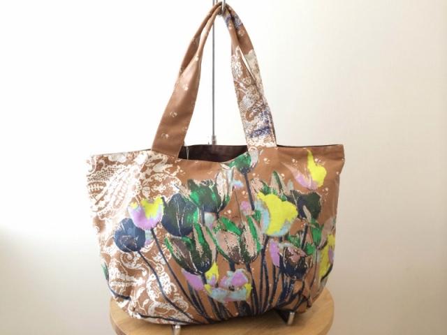 Kalen Blixen Flower Bag カレンブリクセン花のバッグ TS1503M-61
