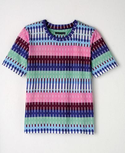 レディス T-Shirt [SARAPE MEXICAN] TS1952-02