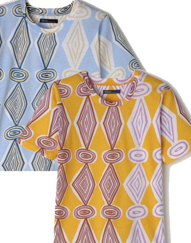 レディス T-Shirt [HOMMAGE A PICASSO] TS1973-02