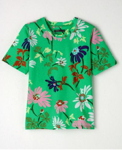 レディス T-Shirt [FLIDA KHALO] TS1990-02