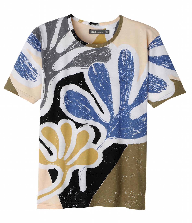 ユニセックス T-shirt MATISSE DESIGN TS1877-01