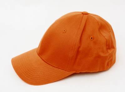 ストレッチキャップ106-ECオレンジ