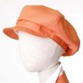 キャスケット(ポリエステルツイル)JW4659オレンジ
