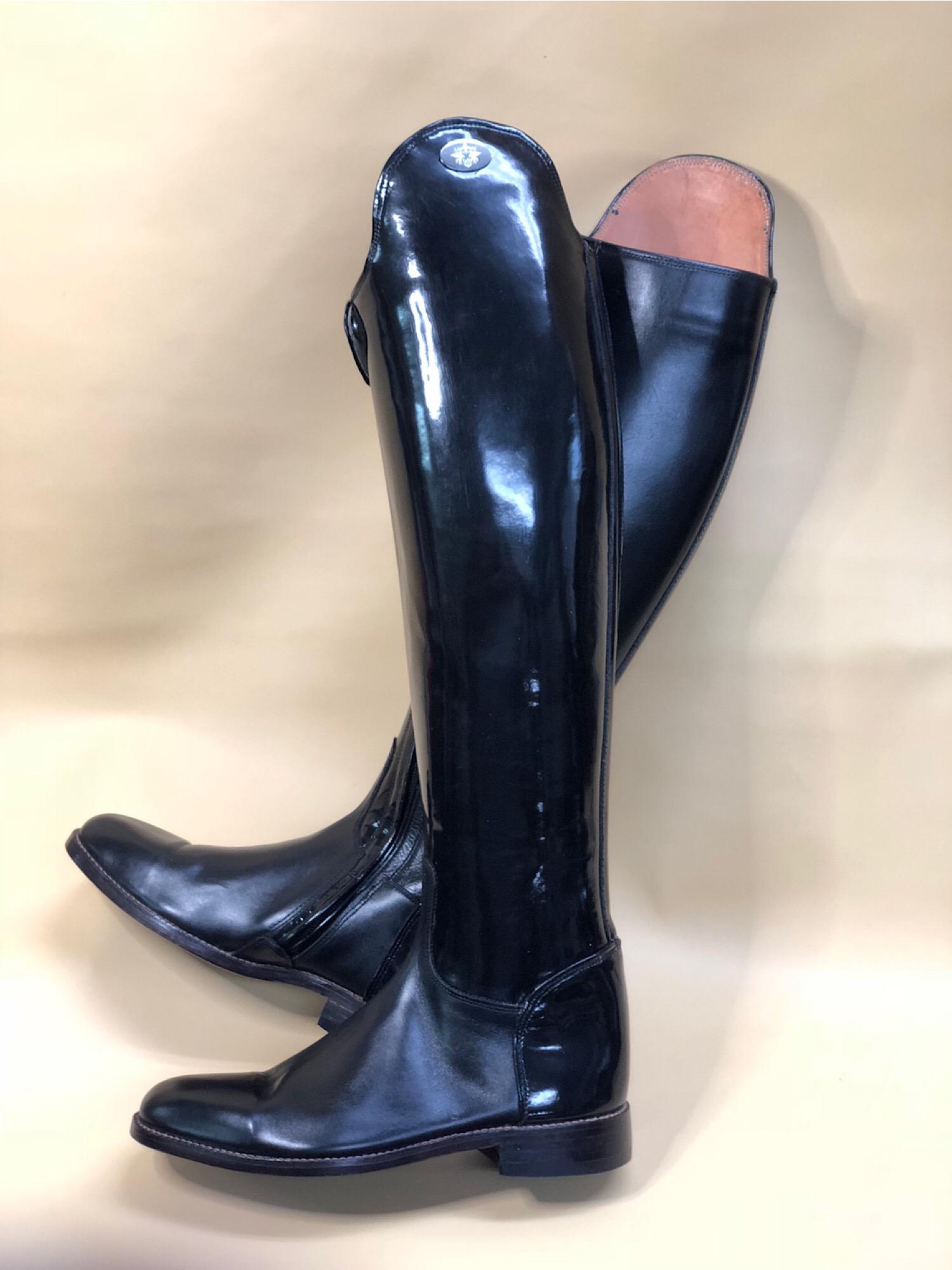 Le Vol・ル ヴォル フルオーダーブーツ(革製長靴)