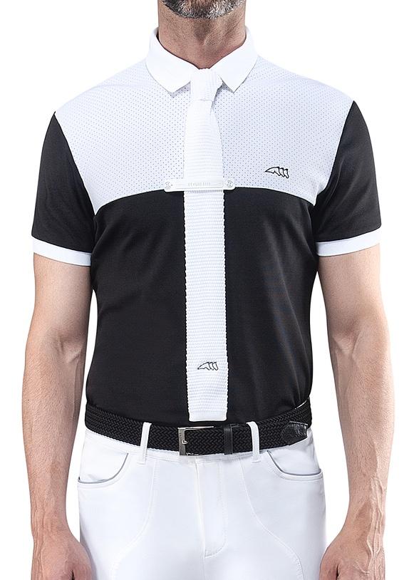 "◆ SALE!◆ EQUILINE ""CALEB""・エクイライン メンズ競技用半袖ポロシャツ"