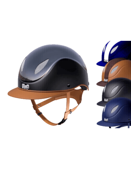 "◆ NEW ◆ Uof Riding Helmet ""TRENDY"" (Uof トレンディ・カスタマイズヘルメット)"