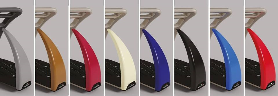 """EQUILINE SAFE-RIDING S1 COVER """"CONTEMPORARY""""・エクイライン セーフライディングS1鐙用 替えカバー """"コンテンポラリー/単色"""""""
