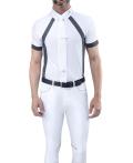 "◆ SALE!◆ EQUILINE ""CARTER""・エクイライン メンズ競技用半袖ポロシャツ"