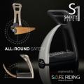 EQUILINE SAFE-RIDING S1・エクイライン セーフライディングS1鐙