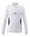 ◆ NEW ◆ EQUILINE・エクイライン メンズ競技用ポロシャツ(長袖)