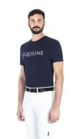 """● NEW!● EQUILINE 2021 LOGO COLLECTION """"Cridec""""・エクイライン ロゴコレクション/メンズTシャツ"""