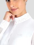 ◆ NEW ◆ EQUILINE・エクイライン レディース競技用ポロシャツ(長袖)