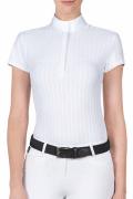 【定番商品】EQUILINE Amberk (エクイライン レディース競技用ポロシャツ)