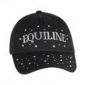 ◆ NEW!◆ EQUILINE Galatea(ラインストーン付きキャップ)