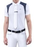 "◆ SALE!◆ EQUILINE ""ELIO""・エクイライン メンズ競技用半袖ポロシャツ"