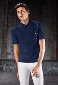 ◆ SALE!◆ EQUILINE Oxford・エクイライン 男女兼用ポロシャツ