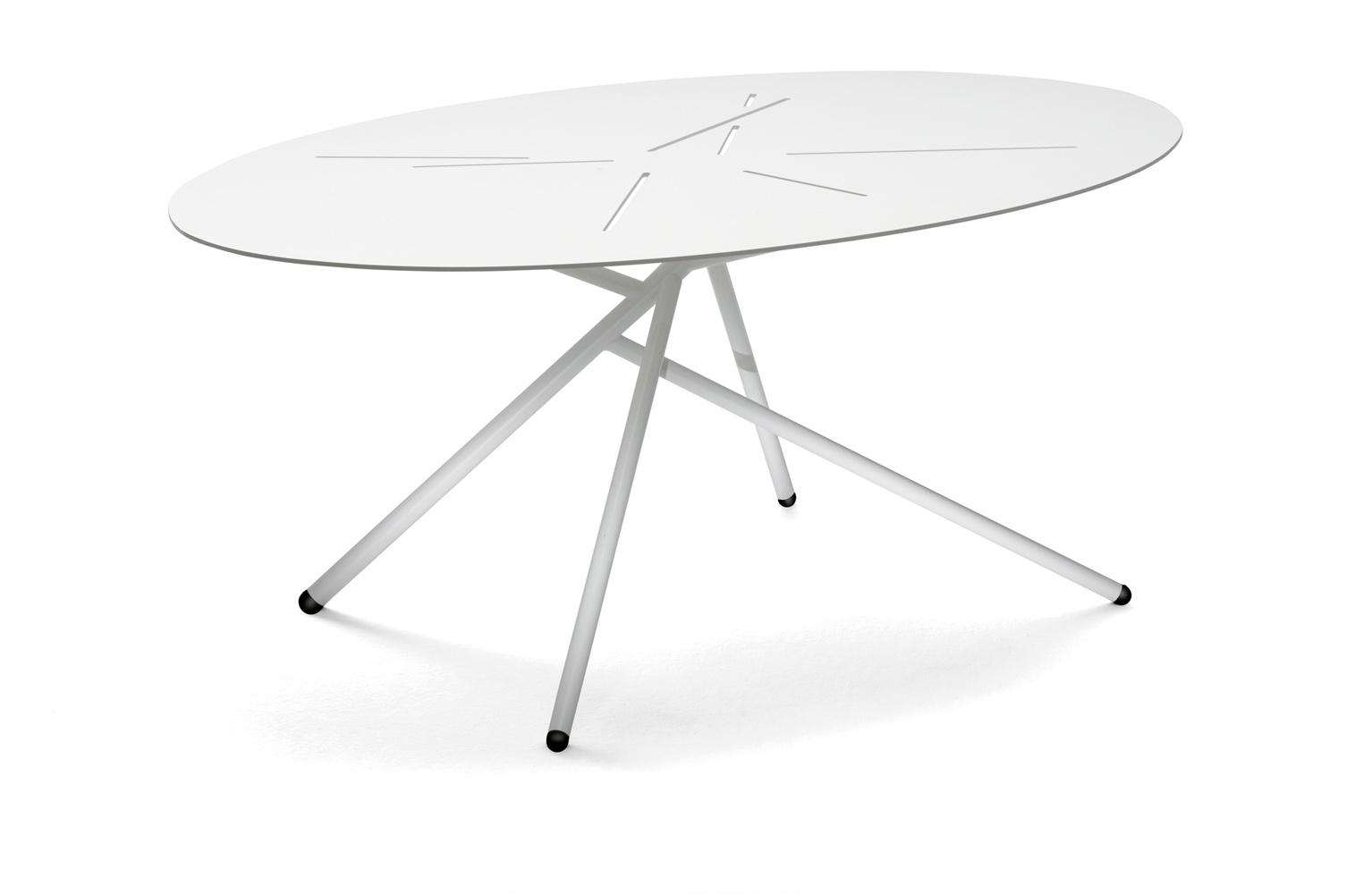 マングローブコーヒーテーブル65×105/001ホワイト