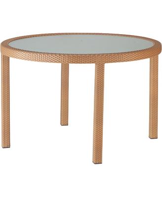 パナマダイニングテーブルN120/ナチュラル色