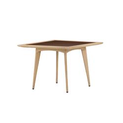 サマーランドダイニングテーブル100x100/ブリーチ