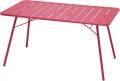 ルクセンブールテーブル80x140/ピンク