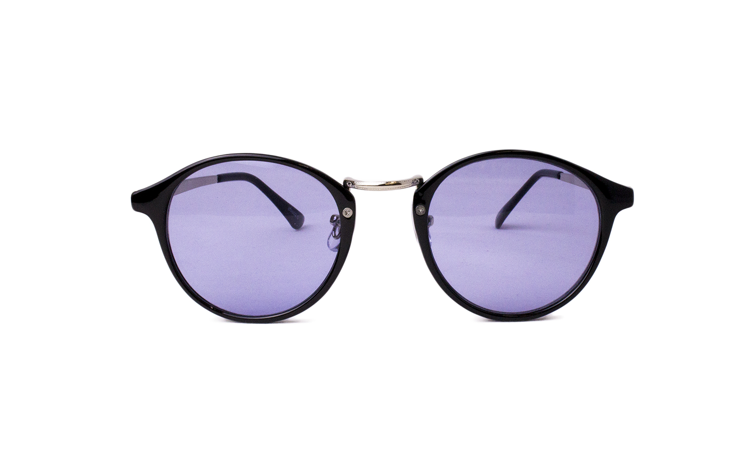ES602-5(Frame:Black/Lens:Light Purple)