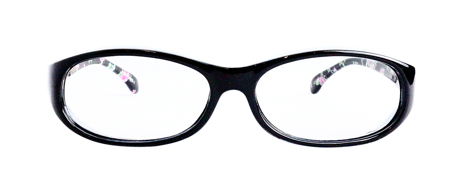 ESPF400-3(Frame:Black/Lens:Clear)