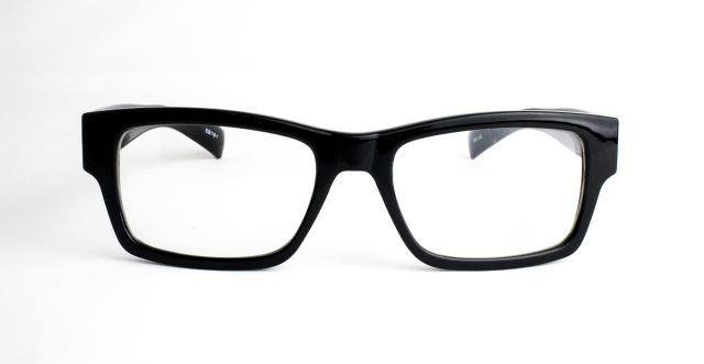 ES116-1(Frame:Black/Lens:Clear)