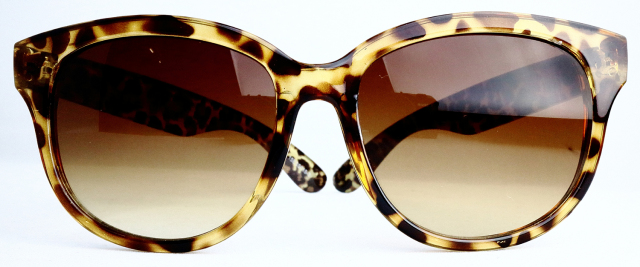 ES507-1(Frame:Yellow Demi/Lens:Brown)