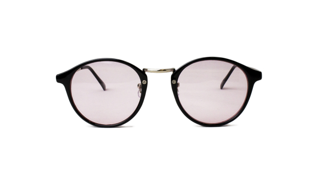 ES602-4(Frame:Black/Lens:Light Pink)